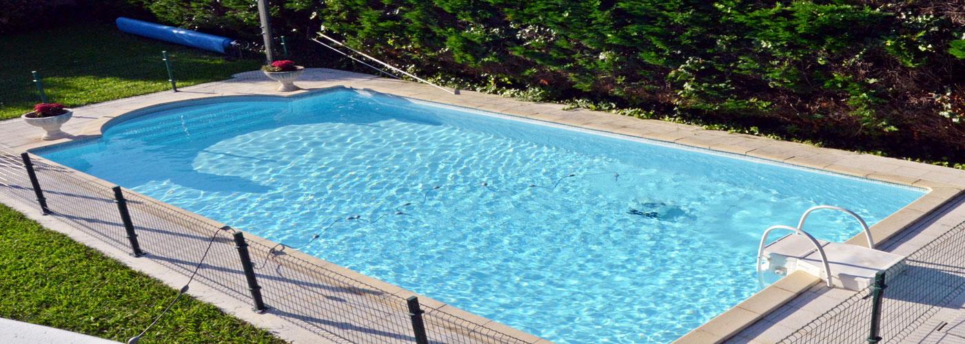Chalet individual con piscina